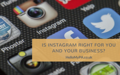 Is Instagram Right for You and Your Business?